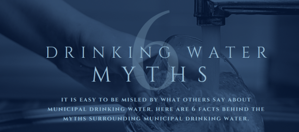 Drinking Water Myths
