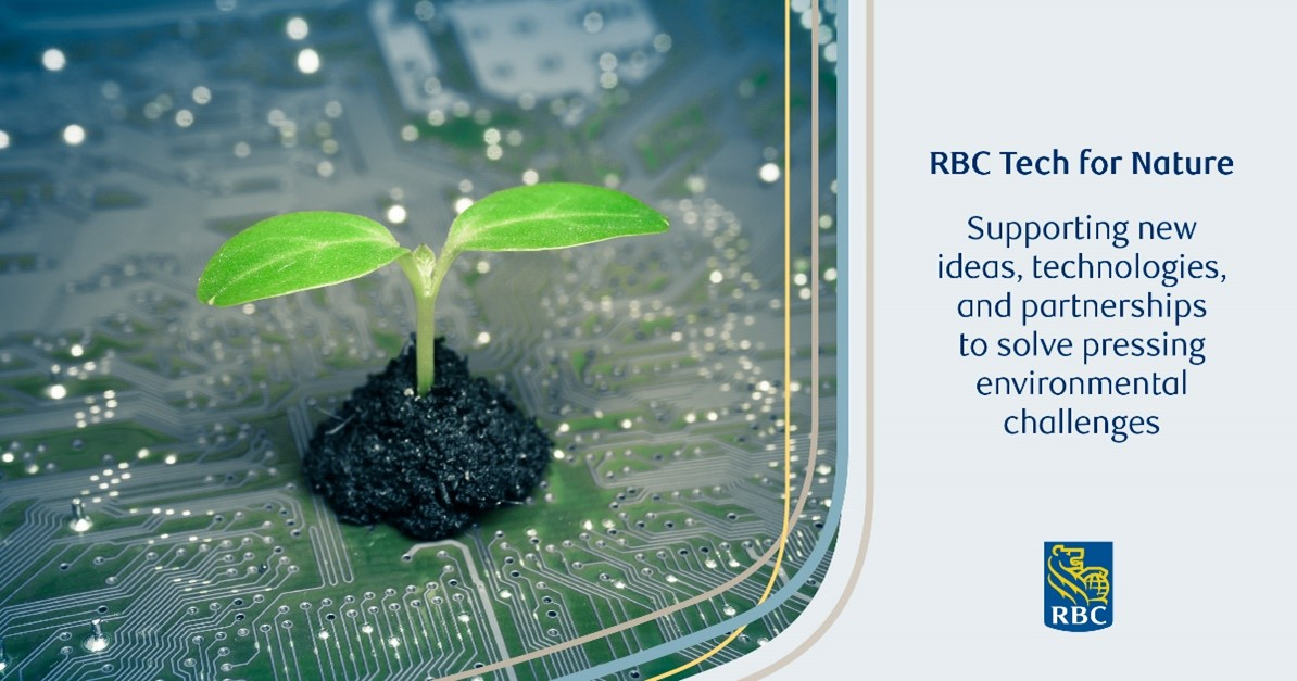 RBC Tech in Nature graphic